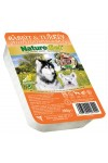 NATURDIET RABBIT&TURKEY 390G